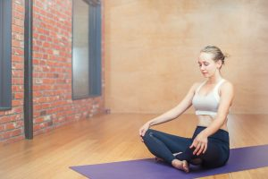 Yoga Übungsgruppe @ HoT